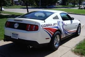 Street-Legal Ford Mustang Cobra Jet will Fulfill your Drag Racing ...