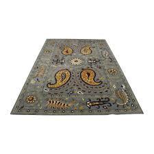 safavieh pale blue wool rug safavieh decor
