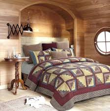 Country Style Comforter Sets King Size Linens And Bedding Cabin Country Style Comforter Sets