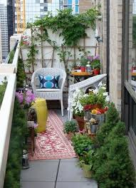 Small Picture 30 Inspiring Small Balcony Garden Ideas