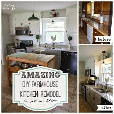 Farm House Kitchen Farmhouse Kitchen Remodel Part One Noting Grace