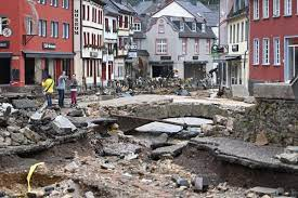2021 floods in Germany ...