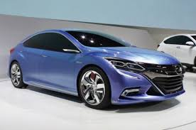 new car 2016 modelsHonda Concept B Hybrid production version coming to China in 2016