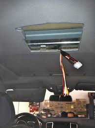 car audio tips tricks and how to s 2013 overhead dvd player install