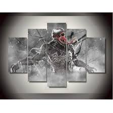 canvas printings venom marvel comics painting wall art home decoration poster canvas unframed free shipping on marvel comics wall art uk with shop marvel canvas art uk marvel canvas art free delivery to uk