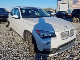 Bmw X1 Xdrive28i 2015 White 2 0l 4 Vin Wbavl1c57fvy35757 Free Car History