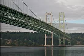 Design Of The Tacoma Narrows Bridge The Great Engineering Failure Of The Tacoma Narrows Bridge