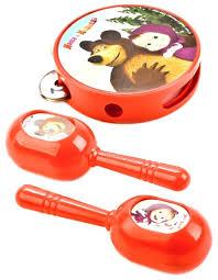 <b>Играем вместе набор инструментов</b> Маша и Медведь B607108-R
