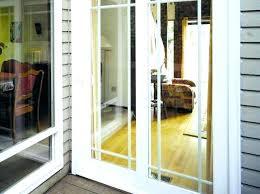remove patio door seal removing sliding glass shower doors a double repair fix lock remove patio door