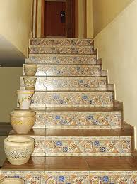 splendid tiles design flooring for stairs