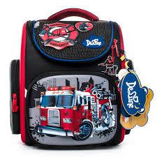 <b>Delune Brand</b> Orthopedic School Bags Satchel For Boys 1 3 <b>Grade</b> ...