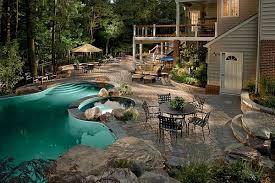 Beautiful Backyard Pools Model Best Ideas