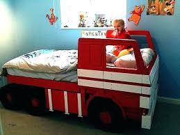 fire truck for toddler firefighter bed bedroom step 2 fresh engine bedding plans fire truck for toddler