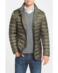Polo Ralph Lauren Diamond Quilted Sport Coat | Where to buy & how ... & ... Woolrich Sundance Water Resistant Quilted Down Blazer Jacket Adamdwight.com