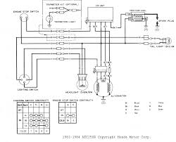 atc 250r wiring diagrams and schematics 1981 1982 1983 1984 250r wiring