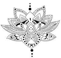 Disegni Da Colorare Per Adulti Tatuaggi