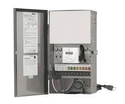 vista mt 1200 outdoor lighting va multi tap low voltage transformer