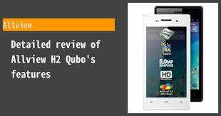 Allview H2 Qubo ...