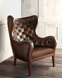 small leather chair. Small Leather Armchair The Raymond Chair By Massoud Furniture BOZUTMI