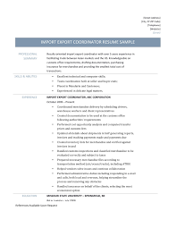 Import Resume Into Template Resume For Your Job Application