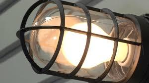Northern Industrial Tool Wall Mount Barn Light  IndoorOutdoor - Exterior sconce lighting