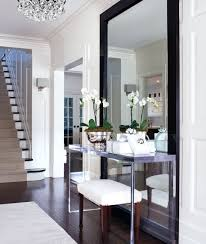 charming large mirror