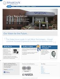 Spartan Light Metal Products Spartan Light Metal Products Competitors Revenue And