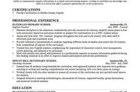 Hr Resume Objective 14 Resumes For It Cv Cover Letter