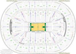 Fenway Concert Seating Chart With Seat Numbers Boston Td Garden Seat Numbers Detailed Seating Plan