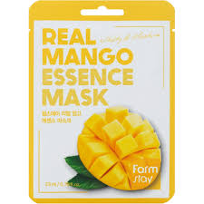 FarmStay <b>Тканевая маска</b> для лица <b>с экстрактом</b> манго, 23мл ...