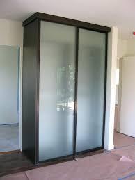 free standing coat closet free standing closet acid etched wardrobe doors contemporary closet how to build