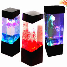 Detail Feedback Questions About Jellyfish Tank Mood Light Aquarium