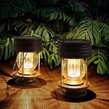 best garden lanterns solar lanterns