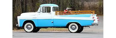 Classic Trucks Draw Attention at Auctions - PickupTrucks.com News