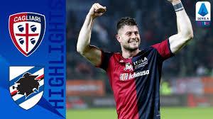 Cagliari 4-3 Sampdoria | Late Alberto Cerri Goal Secures Dramatic Victory