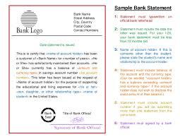 Sample Bank Statements Sample Bank Statements Template Rome Fontanacountryinn Com
