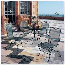 Vintage Woodard Wrought Iron Patio Furniture Patios Home