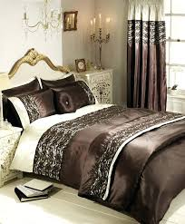 brown duvet cover classic bedroom design with brown lace duvet cover set small hanging white chandelier brown duvet