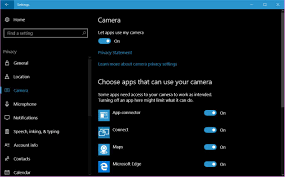 Guide Stop Apps From Accessing The Camera In Windows 10