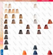 Wella Color Touch Chart Wella Color Touch In 2019 Color Hair Hair Dos