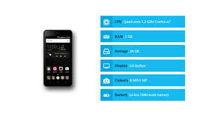 QMobile Noir i6 Metal HD - IMDtechPk