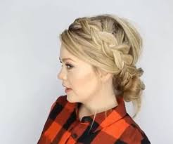dutch braid simple