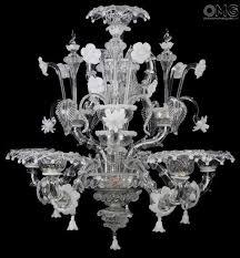 murano glass 5 lights venetian chandelier murano glass rezzonico r0748 5 cs 009 jpg