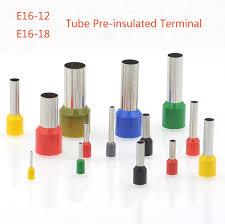 Electrical Equipment & Supplies <b>100 Pcs</b> Blue Soft <b>PVC</b> Wire ...