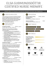 Resume Examples By Real People Certified Nurse Midwife