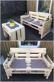diy outdoor pallet furniture. Easy DIY Outdoor Pallet Furniture 6 Diy C