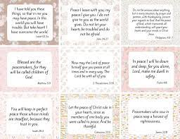 Print the pages single sided 8.5 x 11 letter sized copy or printer paper. 100 Amazing And Free Printable Scripture Cards