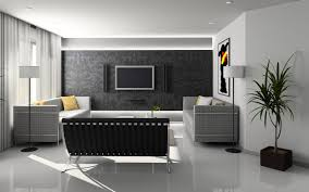 Light Gray Paint Color For Living Room Living Room Black Floral Pattern Wall Accent White Interior Paint
