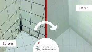 floor tile sealant bathroom tile sealant grout sealing revitalizes old shower for new floor cleaner sealer spray floor tile sealant slate