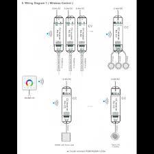 controller touch rgb dmx rf zones dx led controller touch rgb dmx rf 4 zones dx8